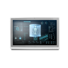 "22"" Fanless Slim Medical LCD Monitor : 22"" : MEDDP-722"