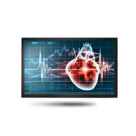 "15.6"" Fanless Slim Medical LCD Monitor : MEDDP-615"