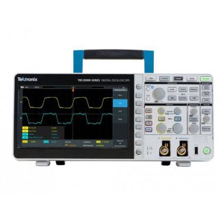 Oscilloscope numérique 200 MHz - 4 voies : TBS2204B