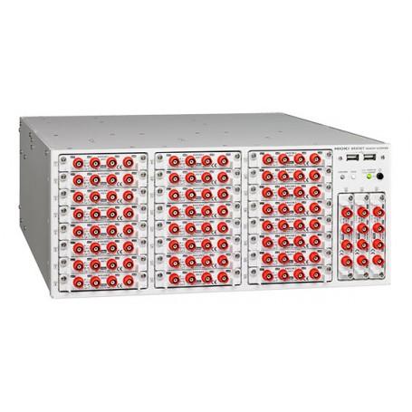 Enregistreur rackable 108 voies max. : MR8740T