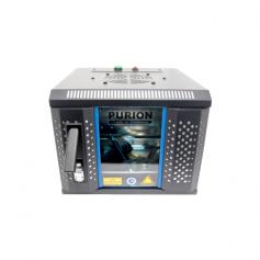 Chambre de décontamination : UVC BOX small avec minuterie