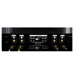Simulateur de ligne à retard commutable