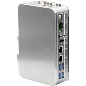 PC industriel à montage Rail DIN, CPU INTEL N3350-N4200 : BOXER-6710