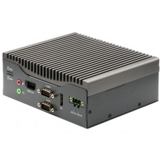 Fanless Network Video Recorder Intel® Atom™ Processor & Intel® Movidius™ Myriad™ VPU : VPC-3350AI