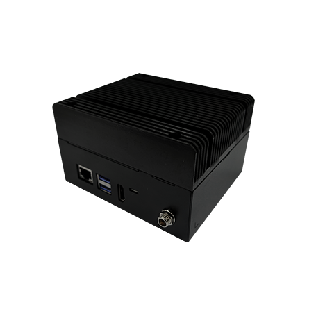 AI@Edge Embedded BOX PC with Jetson Xavier NX Based System : AN110-XNX-EN70