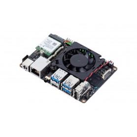 Tinker Edge R : Dual-core ARM Cortex-A72 1.8GHz et Quad-core ARM Cortex-A53 1.4GHz, edge TPU