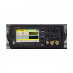 Générateur de fonctions / signaux arbitraires / impulsions 20 MHz 1 voie : 33509B