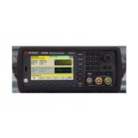 Générateur de fonctions / signaux arbitraires / impulsions 20 MHz 2 voies : 33512B