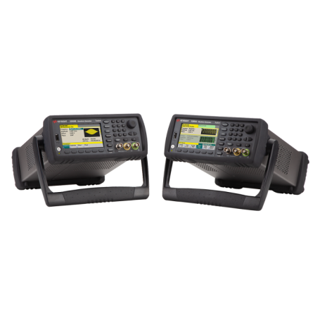 Ajout de la fonction arbitraire aux générateurs 1 voie 20 ou 30 MHz de la série 33500B : 335ARB1U