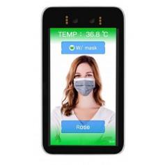 Tablette avec reconnaissance du port du masque : Facelook Z1