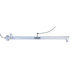 Système désinfection UVC eau 36 W 2500 L / h : PURION 2500