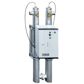 Système désinfection UVC eau 20 m3 /h : PURION 2501 DUAL