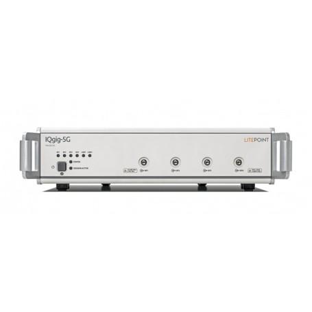 Système de test 5G NR FR2 mm entièrement intégré : IQgig-5G