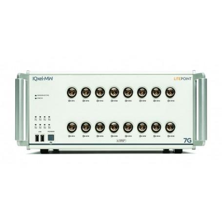Système de test Wi-Fi 6 et Wi-Fi 6E jusqu'à 7,3 GHz : IQxel-MW 7G
