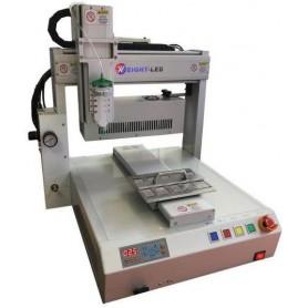 Distributeur et sécheur UV intégré : HTDF-DJ-331260*10-365