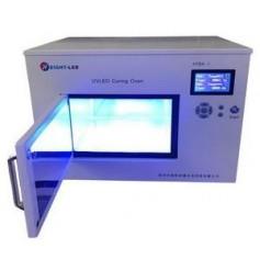 Chambre d'irradiation UV LEDcompacte : HTLD-SX121-150X 150-365