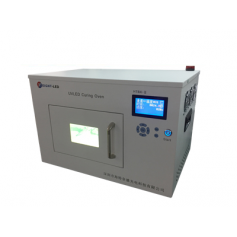 Chambre d'irradiation UV LED grand volume : HTLD-S600-500X400-365