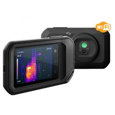 Caméra thermique de poche ultra compacte : Flir C5
