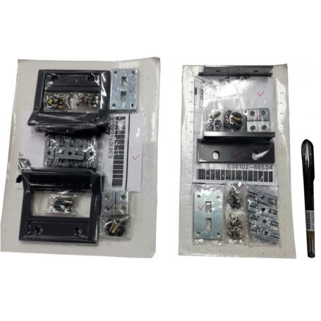 Kit de mise en rack pour les alimentations E36100B