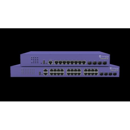Switch d'entrée de gamme pour petits sites : X435 Series