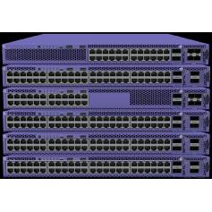 Switch Edge/Aggregation de qualité supérieure : X465 series