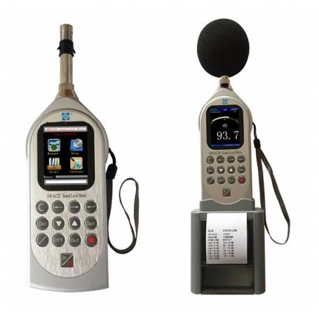 Sonomètre portable classe 1 : AWA6228+