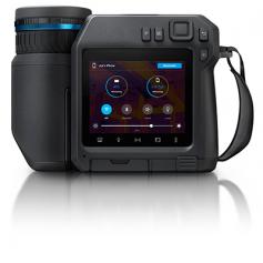Caméra thermique 640 x 480 haute performance 24° : T560