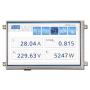 """Afficheur iLCD 7,0 """"avec écran tactile résistif / capacitif 800x480 pixels."""