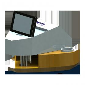 Analyseur d'amidon endommagé : SD-A DS 20