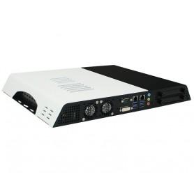 Digital Signage Player avec Intel Core et 6 DisplayPort : SI-606