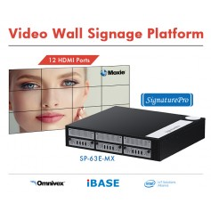 Digital Signage Player : SP-63E-MX