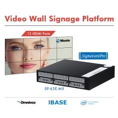 Digital Signage Player : SP-63E-MX