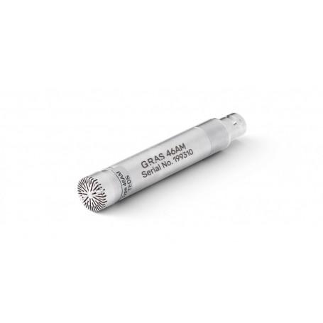 Microphone de mesure acoustique 1/2'' CCP 14,5 mV/Pa : 46AE