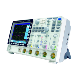 Oscilloscope rapide 200 MHz, 2 voies et avec écran tactile : GDS-3252