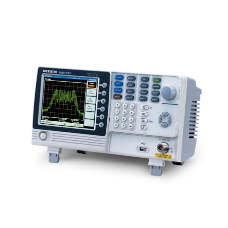 Analyseur de spectre de table 150 kHz à 3 GHz : GSP-730
