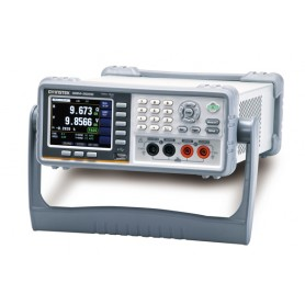 Testeur de batterie 300 Vmax (précision 0.01%) de 0 à 3.2k Ω (précision 0.5%) : GBM-3300