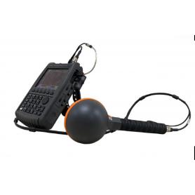 Analyseur de spectre et mesureur de champ électrique 6 GHz : Fieldfox N9933B-358