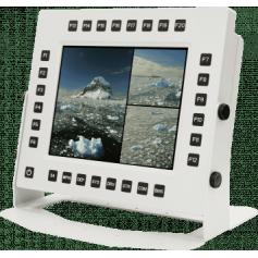 Ordinateur à panneau robuste avec Intel Xeon : Cloud15-P28