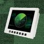 Écran de qualité militaire 15 pouces avec 6 boutons fonction : SKY12-P06