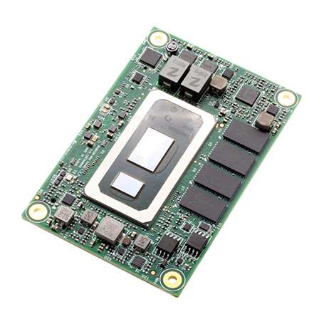 COM Express intel Whiskey lake type 10 : NANOCOM-WHU
