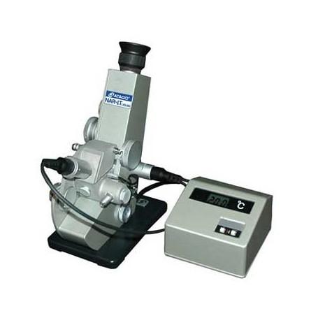 Réfractomètre Abbe : NAR-1T Liquide