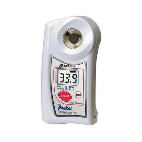 Réfractomètre numérique Pâtissier IP65 : PAL-Pâtissier