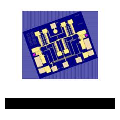 Atténuateur variable ou fixe jusqu'à 50 GHz
