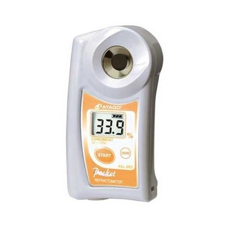 Réfractomètre numérique pour mesure de densité des condiments : PAL-98S