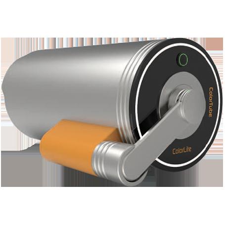 Spectrophotomètre pour solides et liquides : ColorTube