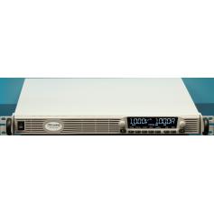 Alimentation DC programmables de 1 kW format rack entier ou demi-rack et 1U : GENESYS+