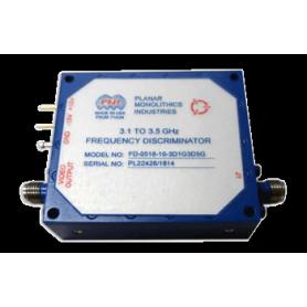 Discriminateurs de fréquence et IFM de quelques MHz à 18,0 GHz