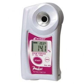 Réfractomètre numérique hydroxyde de sodium : PAL-40S