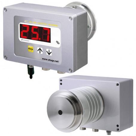 Réfractomètre en continu éthanol C2H5OH : CM-800 éthanol W/W