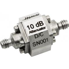 Atténuateurs passifs GaaS MMIC jusqu'à 110 GHz : Série ATN